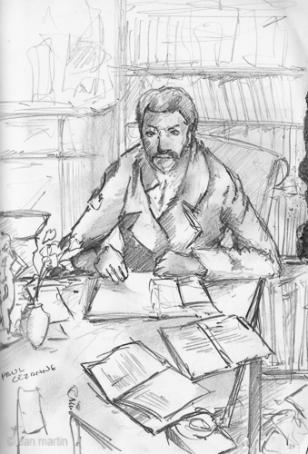 By Paul Cezanne
