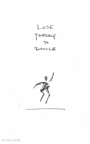 Lose yourself to Dance