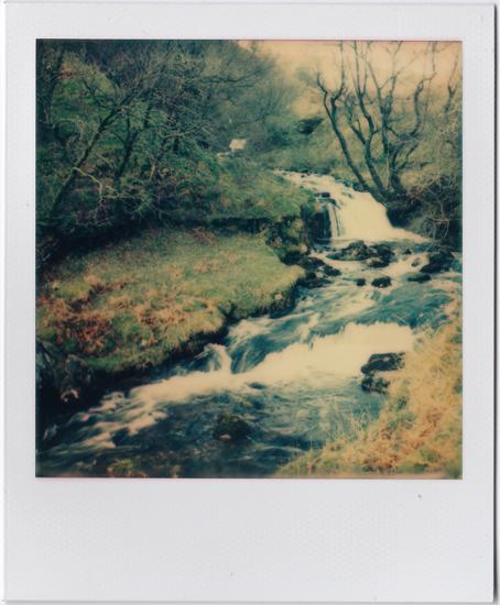 River through Brecon Beacons