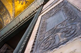 Detail of door surround