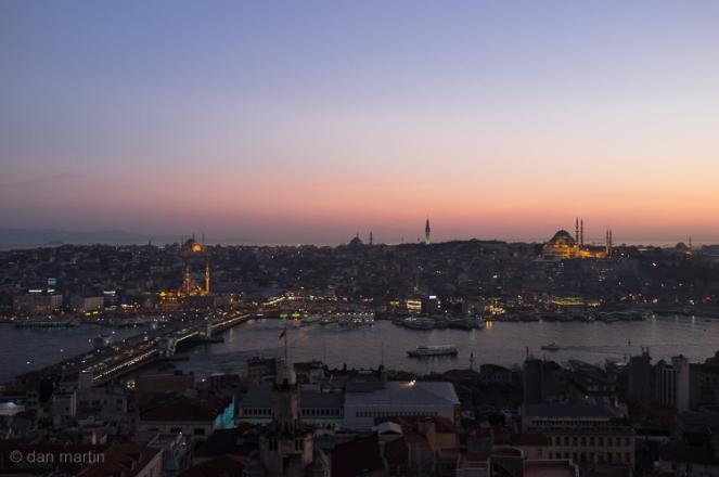 Istanbul Sunset #4
