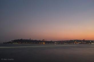 Istanbul Sunset #5