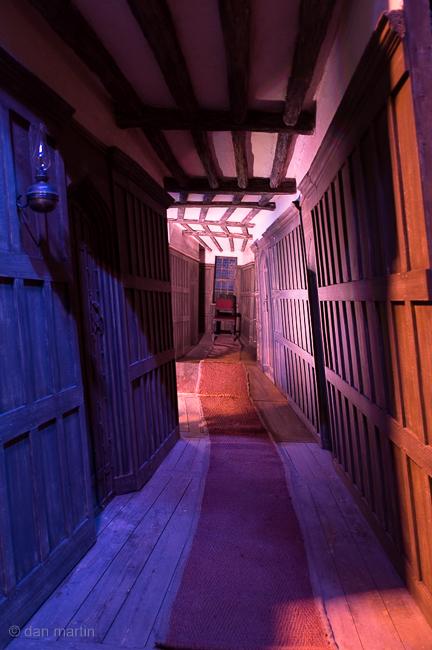 False Perspective Corridor