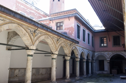 Topkapi Palace Harem - Courtyard of the Concubines
