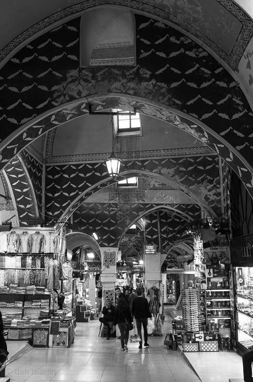Istanbul #5 - Bazaars (1)