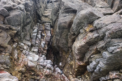 I Have a problem. I admit it: I love rocks.  You are looking at millennia. Your world literally folding around you. Those colours, textures, seams, shapes, forms.  The Worlds building blocks.
