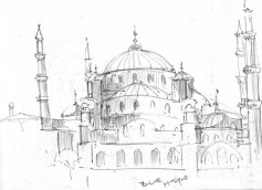 The Blue Mosque (2)