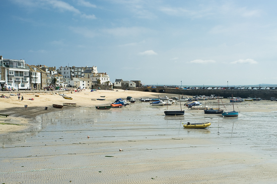 Bright and Sunny The Light of St.Ives