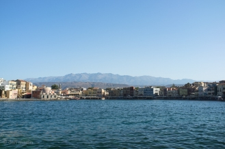 Looking at Chania
