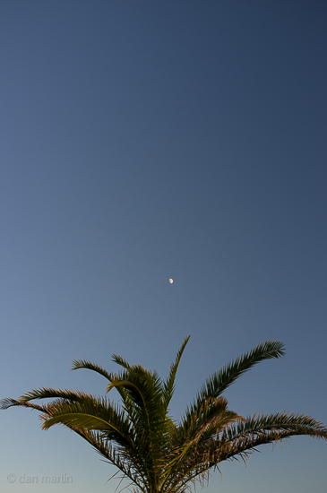 Crete #14 - Moon