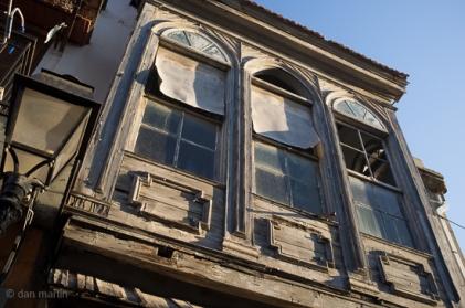 Crete #16 - Timber Building