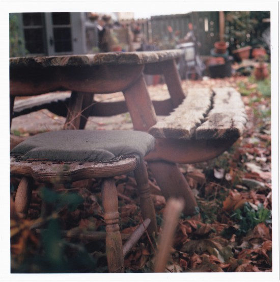 Outdoor Living Yashica Mat 124-g