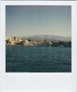 Looking to Chania