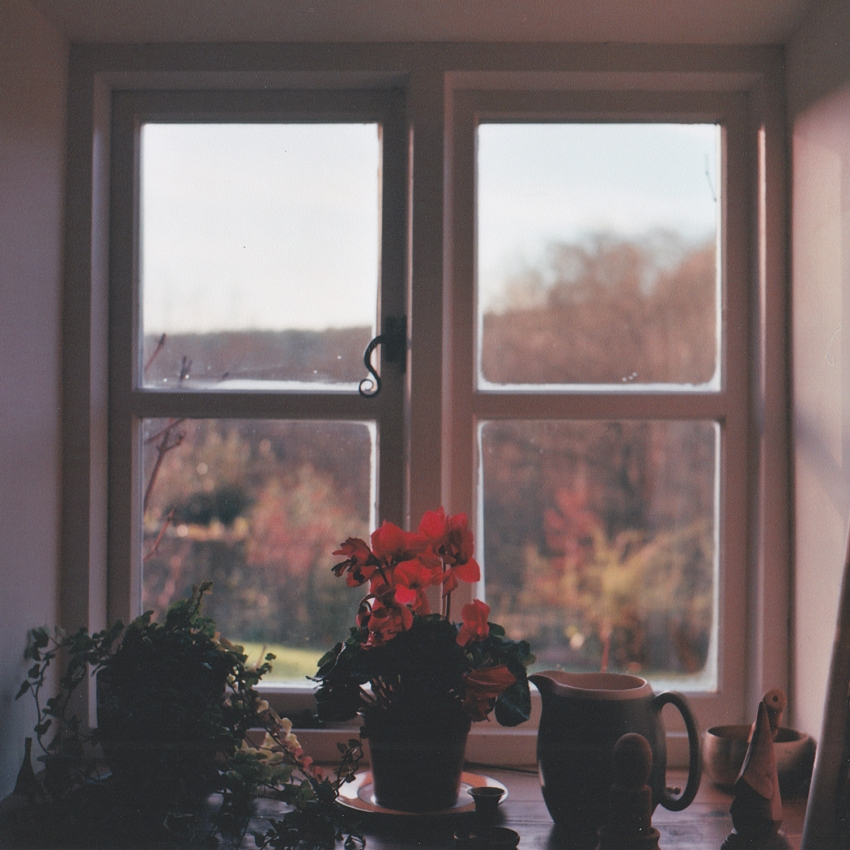 Of windows; A frame of comfort.