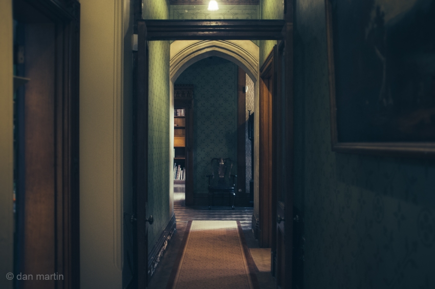 Through which rooms to enter #Tyntesfield