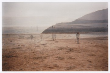 Double Exposure, Oxwich Bay