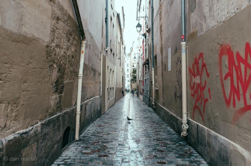 His Street.