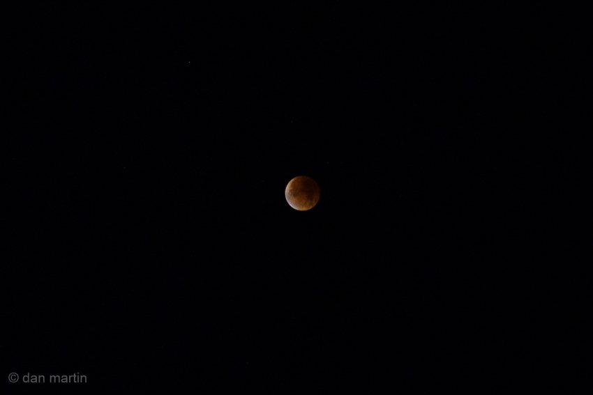 Did not really have the right lens (and a bit of a rushed setup) but it was still a wonderful sight none the less.