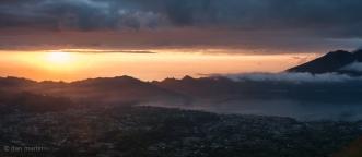 Mount Batur Sunrise & Batur Lake