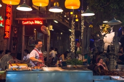 Khaosan Road Street Food