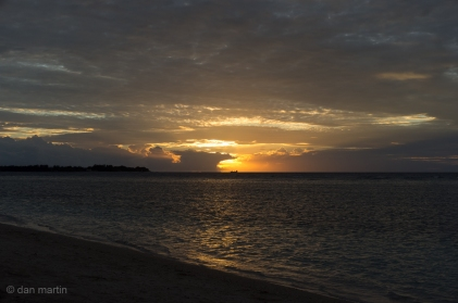 Another amazing sunset.
