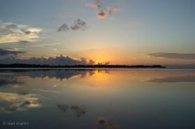 Amazing sunsets & reflection