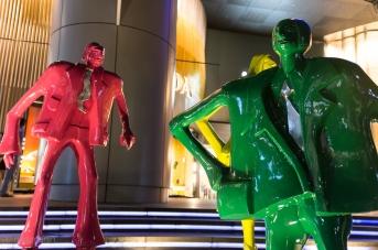 Interesting Statues