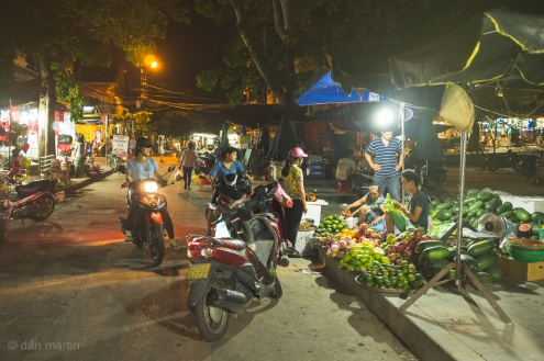 Night Markets, Hoi An
