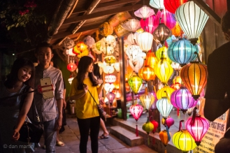 More lanterns.. and selfies.