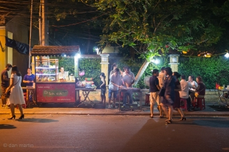 Night stalls