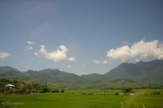 Some amazing Vietnamese scenery along the way