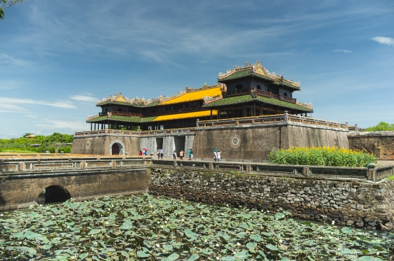 Hue Royal Palace Vietnam