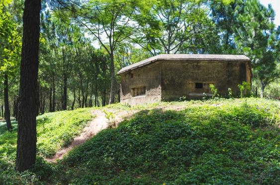 Pillbox Bunker Vietnam
