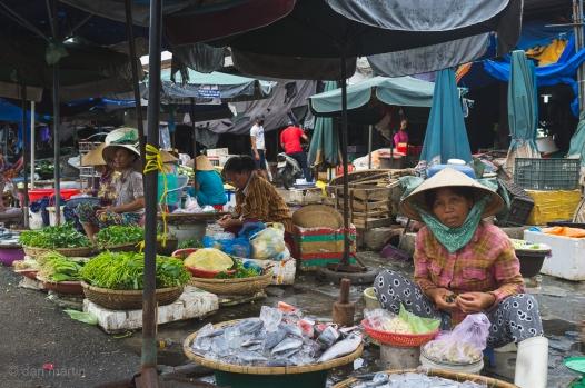 Huế Markets