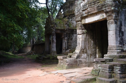 Entrance way to Preah Khan