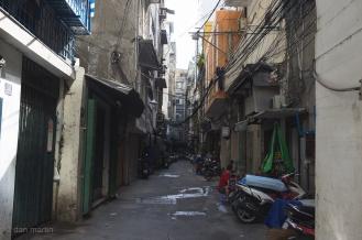Random Alleyway.