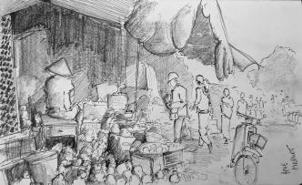 Hue Market