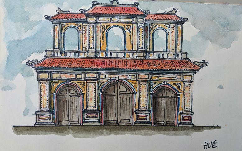 Hue Grand Palace