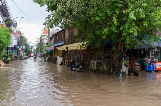 Siem Reap Rains #1