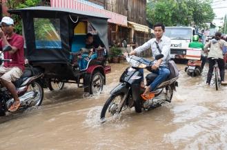 Siem Reap Rains #2