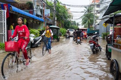 Siem Reap Rains #4