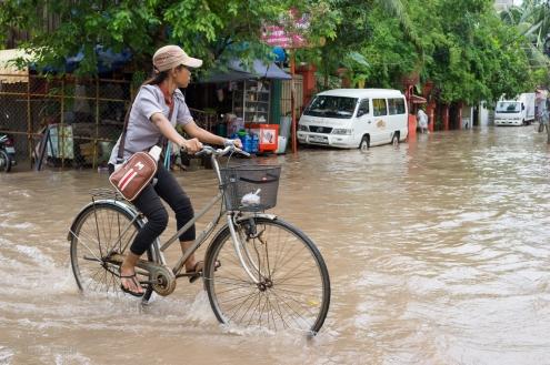 Siem Reap Rains #5