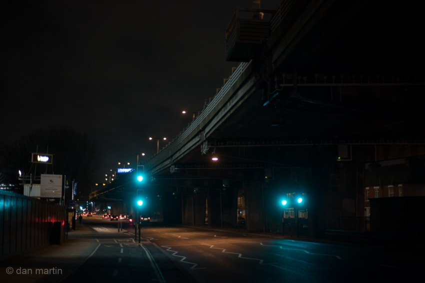 At Night-3
