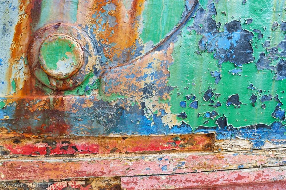 Colours of Paint #1